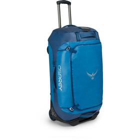Osprey Rolling Transporter 90 Duffel Bag, kingfisher blue